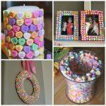 Conversation Candy Heart Craft Ideas