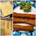 Keto Low Carb Taquitos Recipe