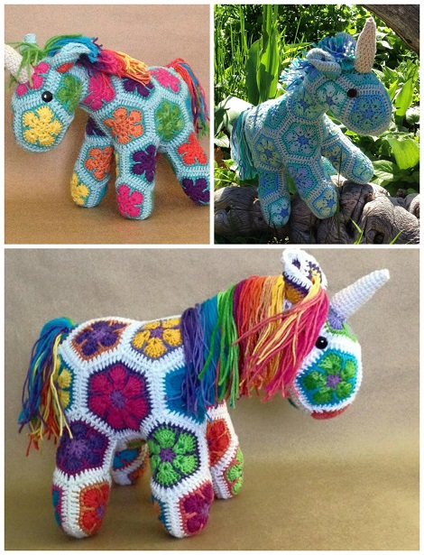 african-unicorn-crochet-pattern