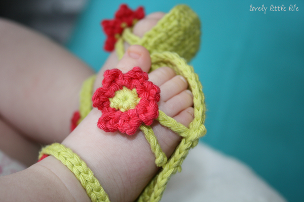 Free Crochet Baby Sandals Patterns Crafty Morning