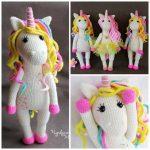Most Popular Crochet Unicorn Patterns