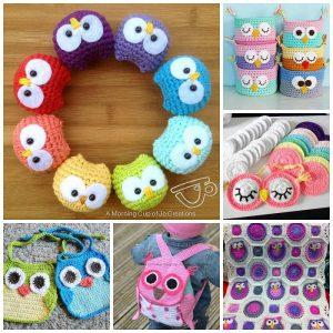 The Best Crochet Owl Patterns