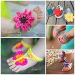 Free Crochet Baby Sandals Patterns