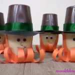 Leprechaun Pudding Cup Craft