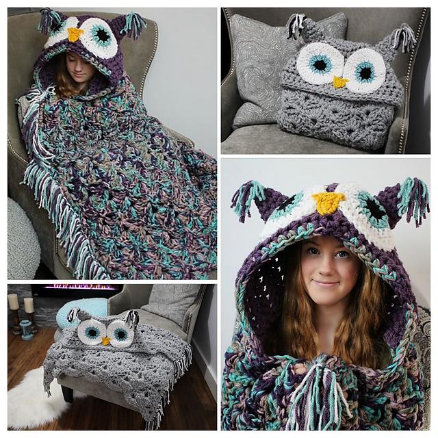 The Best Crochet Owl Patterns Crafty Morning