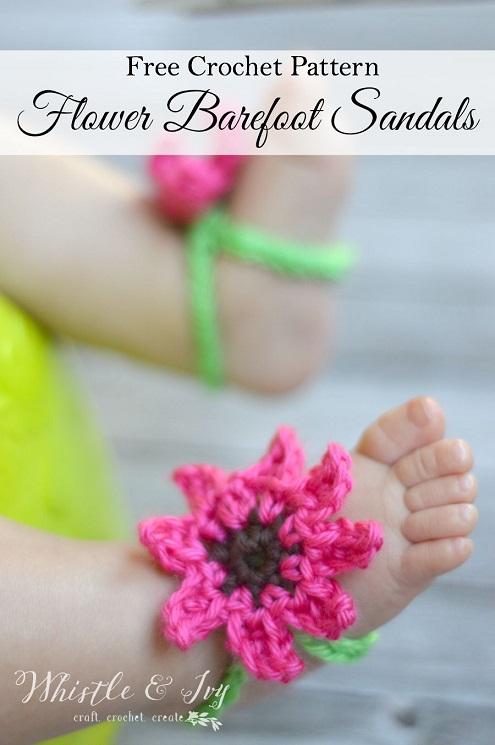summer-flower-crochet-sandals