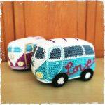 Free Volkswagon Van Crochet Pattern