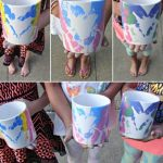 Mother's Day Handprint Mug Craft