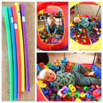 Pool Noodle Fun for Kids