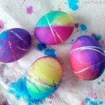 Rubberband Multi-Colored Easter Eggs