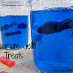 Aquarium Jello Treats