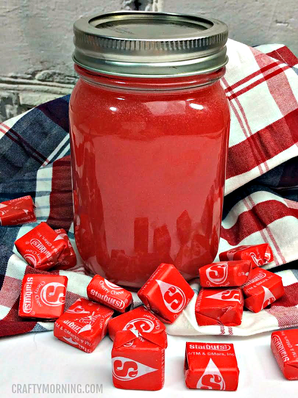 This Moonshine Recipe Is Sooo Good If You Love Starbursts One For Perfect Summer Bbqs Make Sure To Check Out All Our Recipes