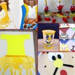 9 Beauty and the Beast Inspired Crafts