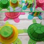 Styrofoam Bowl Turtles
