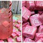 Pink Starburst Cocktail