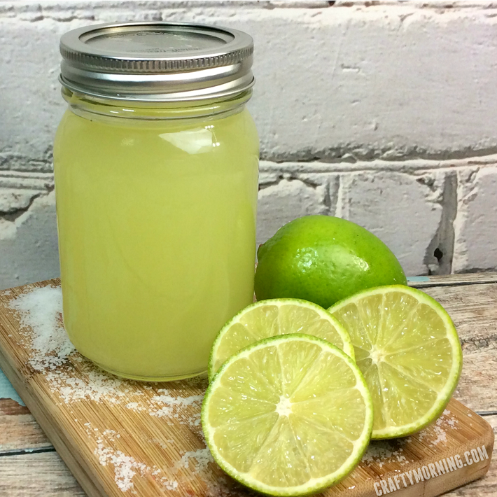 1 Cups Everclear 4 Freshly Squeezed Lemon Juice Cup Lime 3 Sweet And Sour Tsp Margarita Salt