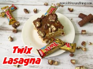 Twix Lasagna Recipe