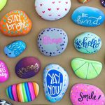 Make Your Own Kindness Rocks for FREE at Michaels!