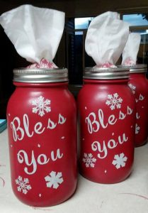 Bless You Mason Jar Gifts