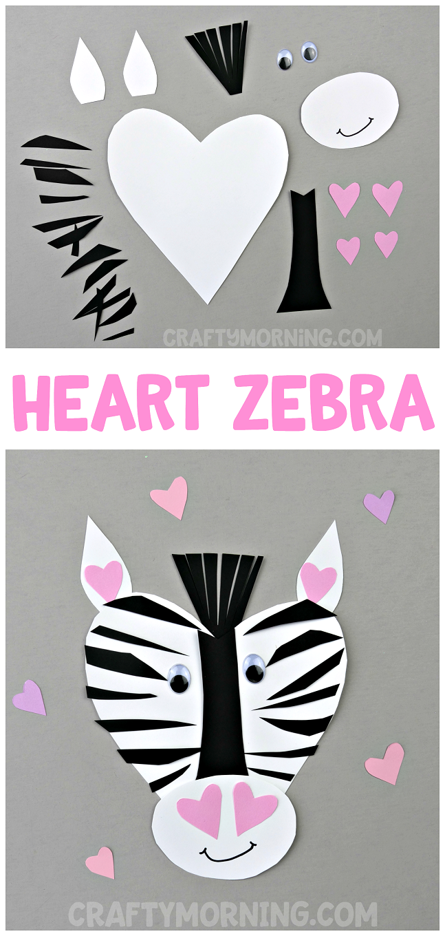zebra craft ideas zebra craft crafty morning 3282