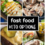 Keto Diet Fast Food Options