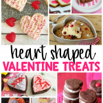 Heart Shaped Valentine Treats