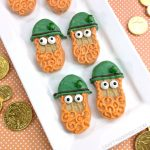 Leprechaun Nutter Butter Treats