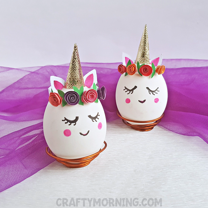 Creative Ways For Kids To Decorate Easter Eggs Crafty