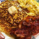 Keto Low Carb Cream Cheese Pancakes