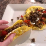 Keto Egg Breakfast Tacos