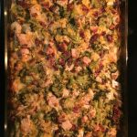 Keto Chicken Bacon Ranch Casserole