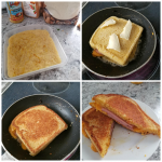 Keto Low Carb Grilled Cheese
