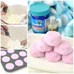 Lavender Decongestant Shower Melts