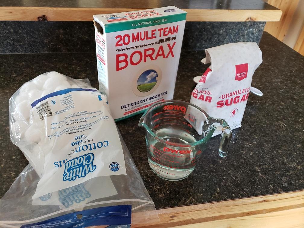 3 Ingredient Ant Killer Recipe Crafty Morning
