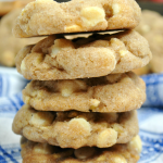 Apple Snickerdoodle Cookies Recipe