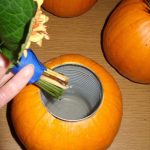 Make Pumpkin Vases