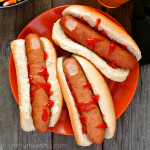 Bloody Hot Dog Fingers