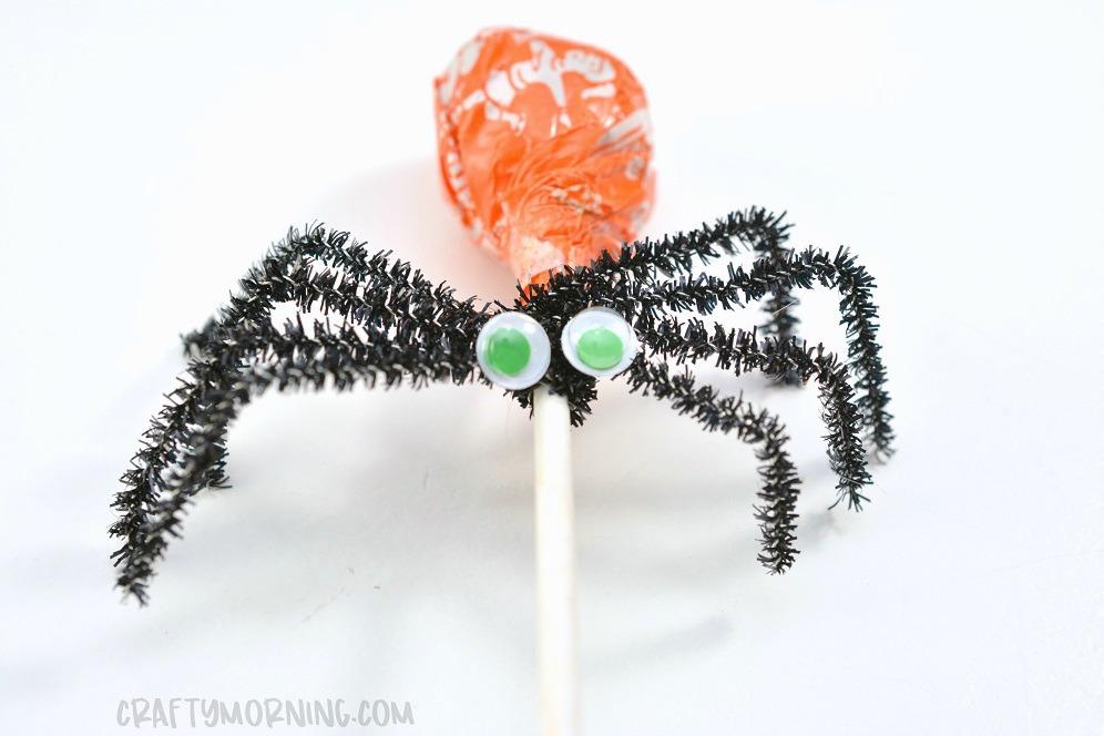 Lollipop Spiders