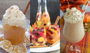 Fall Drinks You'll Literally Fall in Love With