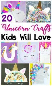 20 Unicorn Crafts for Kids to Make