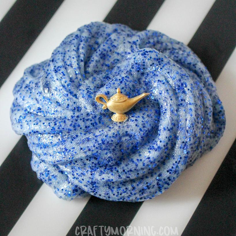 Aladdin's Genie Slime Recipe