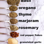 Homemade Italian Seasoning Mix Recipe