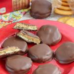CopyCat Ritz Tagalong Cookies