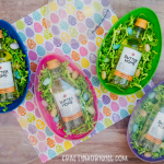 Adult Easter Egg Hunt Idea (Boozy Eggs)