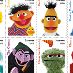 Postal Service to Release 'Sesame Street' Stamps in Honor of Show's 50th Anniversary