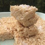 Most Perfect Rice Krispie Bars Ever