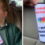 Mom Creates Seat Belt Covers That Would Warn Emergency Workers About Children's Health Issues