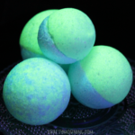 Glow in the Dark Bath Bombs