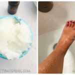 Exfoliating Salt Scrub- Remove Dead Skin Cells & Get Glowing Skin Again