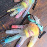Non-Candy Halloween Gloves